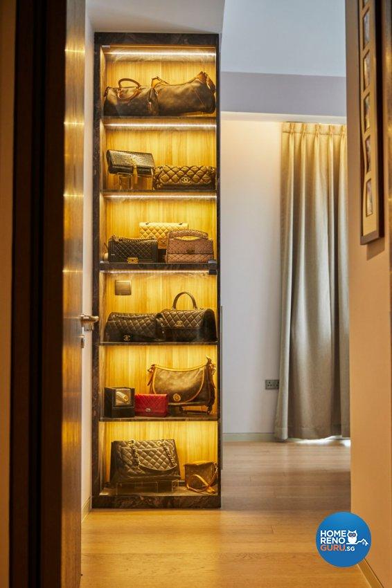 Classical, Contemporary, Modern Design - Bedroom - Condominium - Design by Productions Pte Ltd