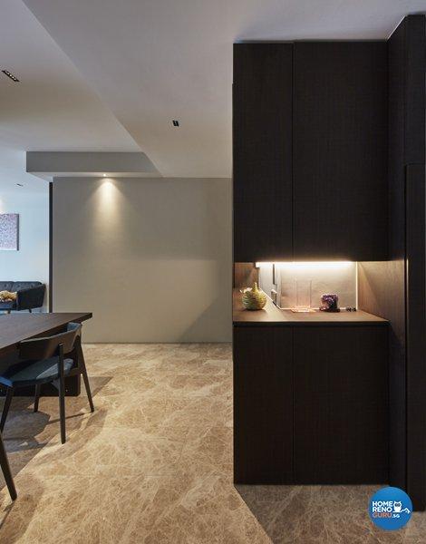 Contemporary, Modern, Scandinavian Design - Living Room - Condominium - Design by Productions Pte Ltd