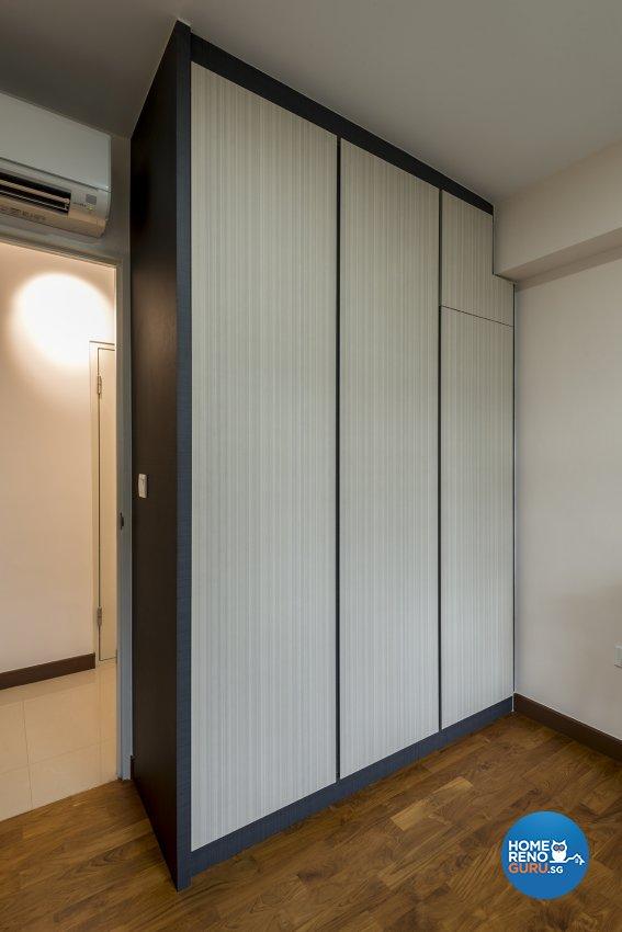 Modern, Scandinavian Design - Bedroom - HDB 5 Room - Design by Promax Design Pte Ltd
