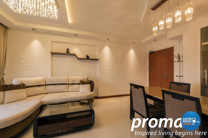 Promax Design Pte Ltd-HDB 3-Room package