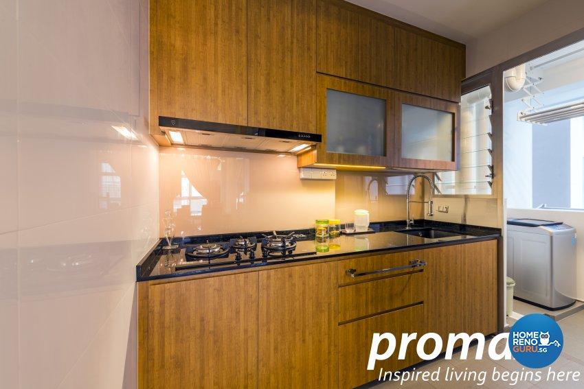 Promax Design Pte Ltd-HDB 5-Room package