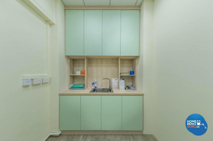 Contemporary Design - Commercial - Retail - Design by Promax Design Pte Ltd