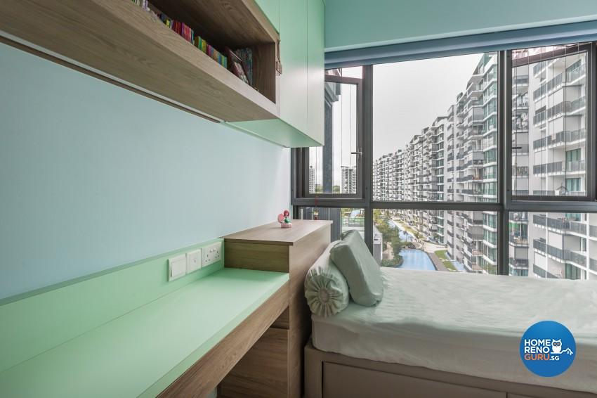Modern Design - Bedroom - Condominium - Design by Promax Design Pte Ltd