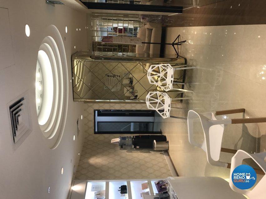 Victorian Design -  - Retail - Design by Promax Design Pte Ltd