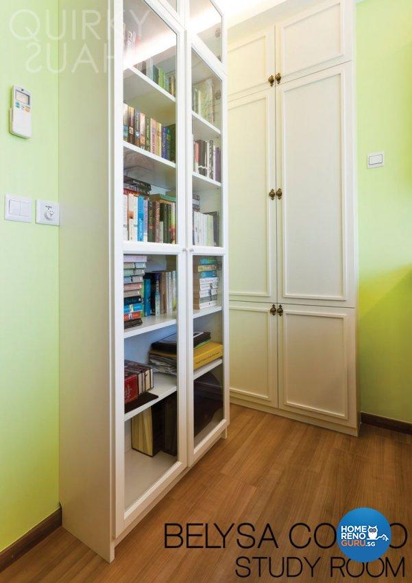 Classical, Modern Design - Bedroom - Condominium - Design by Quirky Haus Pte Ltd