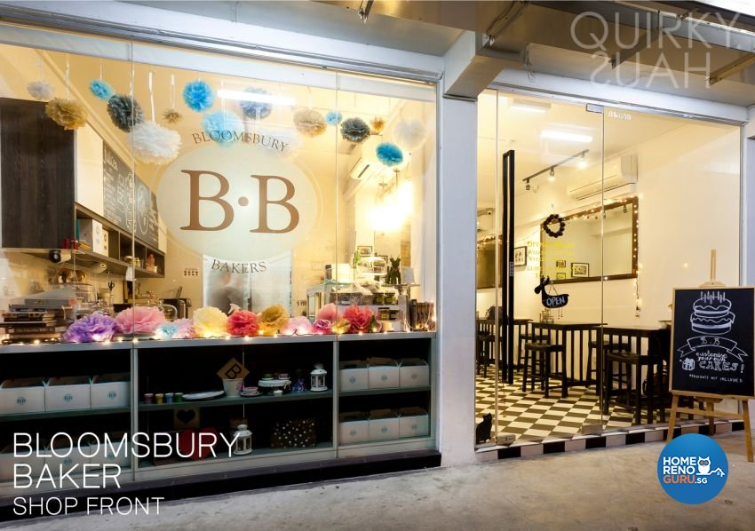 Classical, Contemporary Design - Commercial - Retail - Design by Quirky Haus Pte Ltd