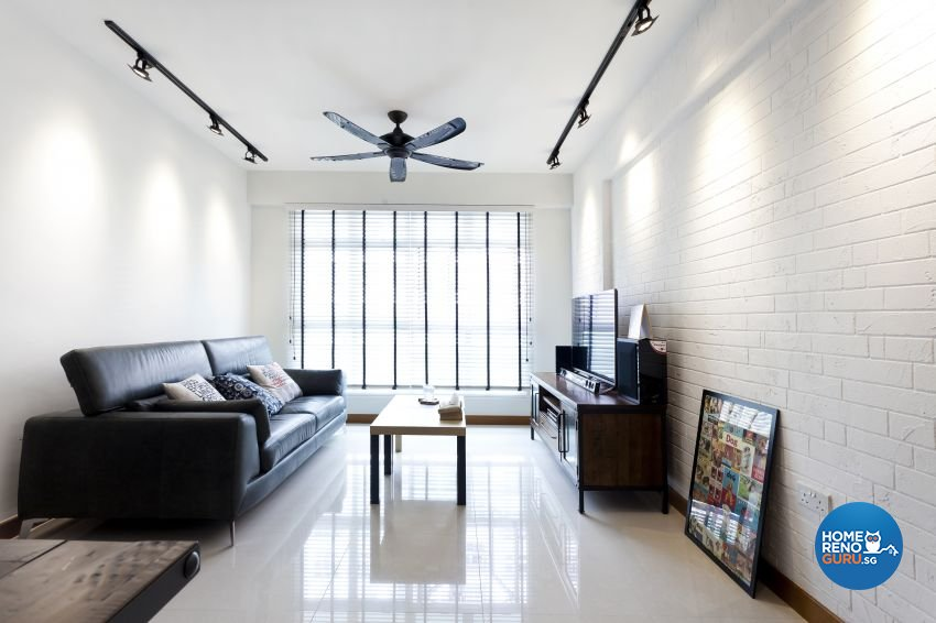 Quirky Haus-HDB 4-Room package