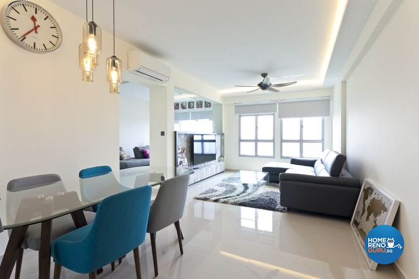 Quirky Haus-HDB 5-Room package