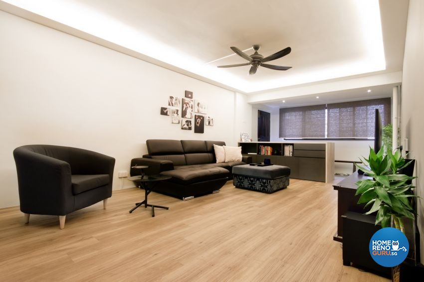 Quirky Haus Pte Ltd-HDB 5-Room package