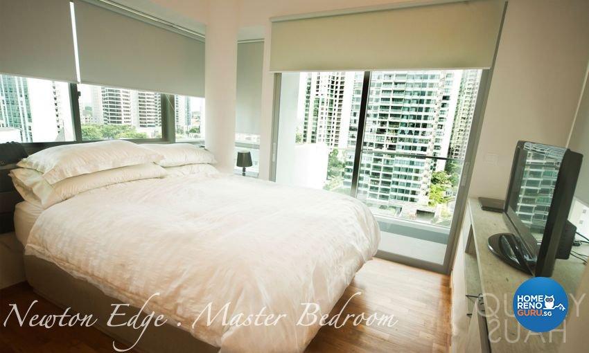 Modern, Scandinavian Design - Bedroom - Condominium - Design by Quirky Haus Pte Ltd