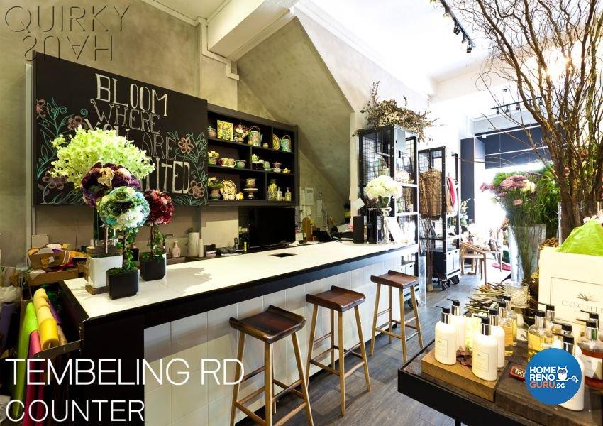 Scandinavian Design - Commercial - Retail - Design by Quirky Haus Pte Ltd