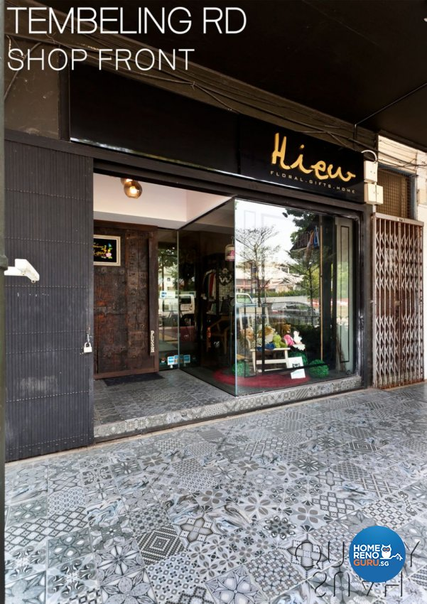 Scandinavian Design - Commercial - Retail - Design by Quirky Haus Pte Ltd