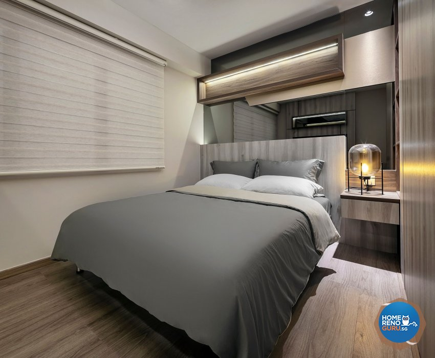 Contemporary Design - Bedroom - Retail - Design by R&C Design Solution