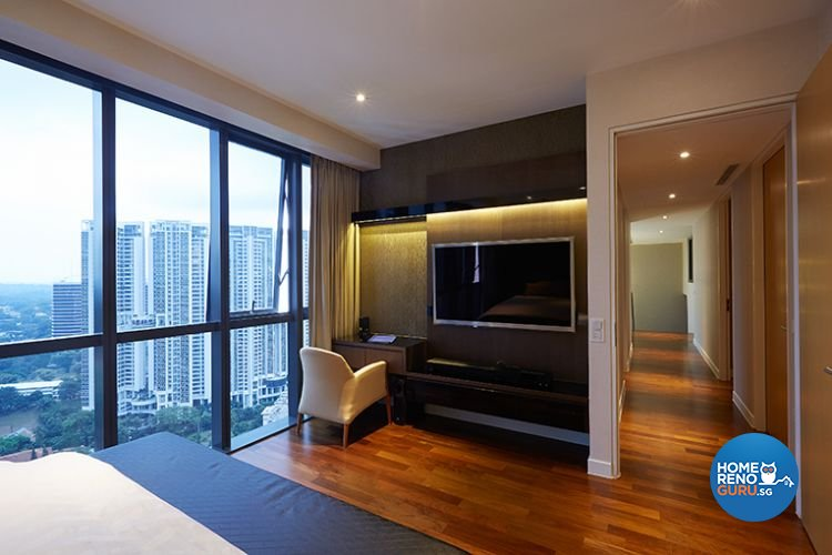 Contemporary, Modern Design - Bedroom - Condominium - Design by Renozone Interior Design House