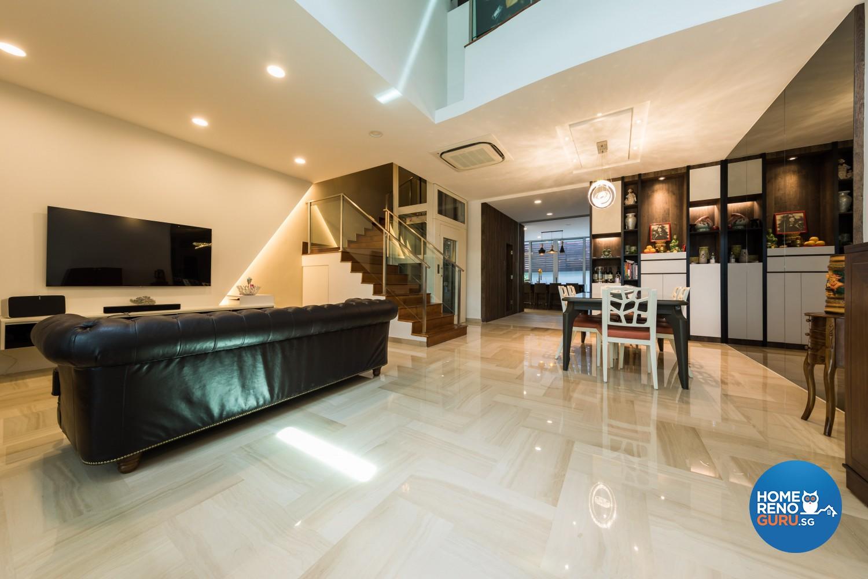 Renozone Interior Design House 7 Gerald Terrace 5293 Singapore