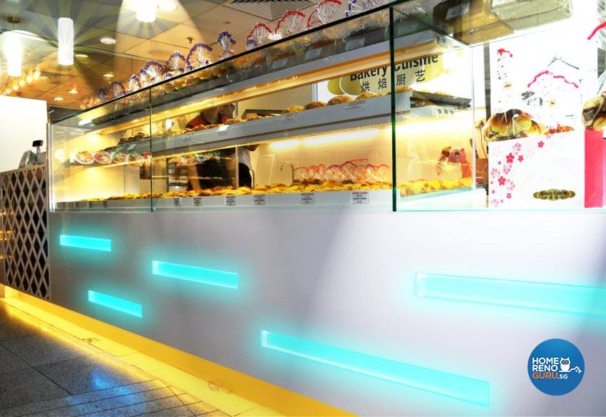 Modern Design - Commercial - F&B - Design by Renozone Interior Design House