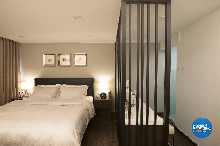 Classical, Contemporary, Modern Design - Bathroom - HDB 5 Room - Design by Renozone Interior Design House