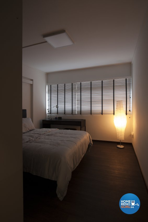 Classical, Contemporary, Modern Design - Bedroom - HDB 5 Room - Design by Renozone Interior Design House