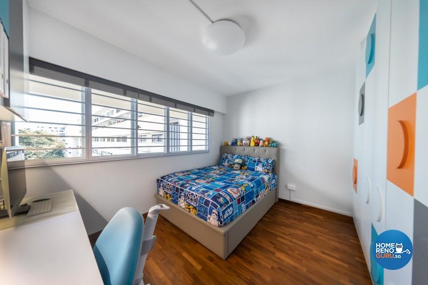 Contemporary Design - Bedroom -  - Design by Renozone Interior Design House