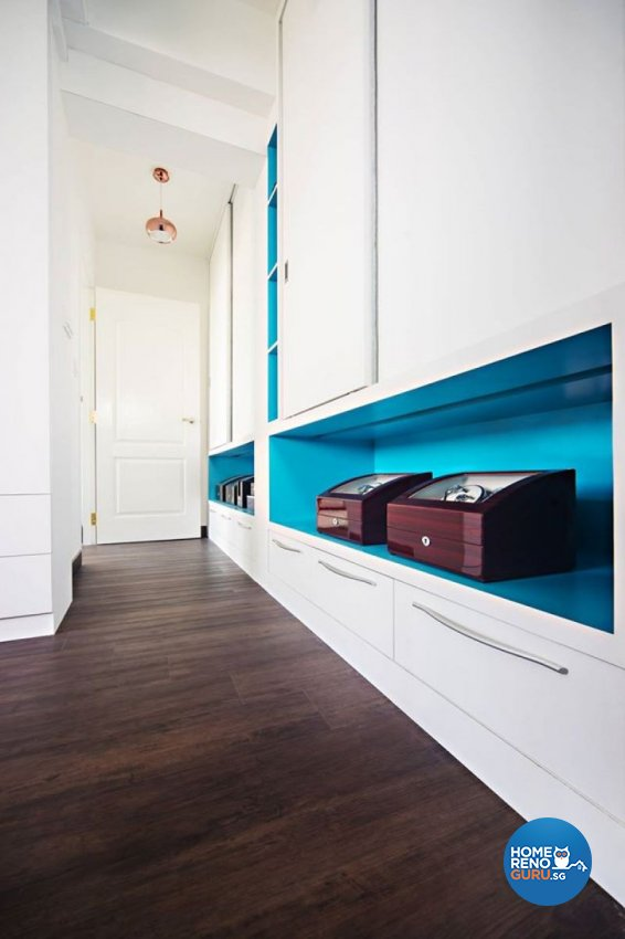 Contemporary, Modern, Scandinavian Design - Bedroom - HDB 3 Room - Design by Renozone Interior Design House