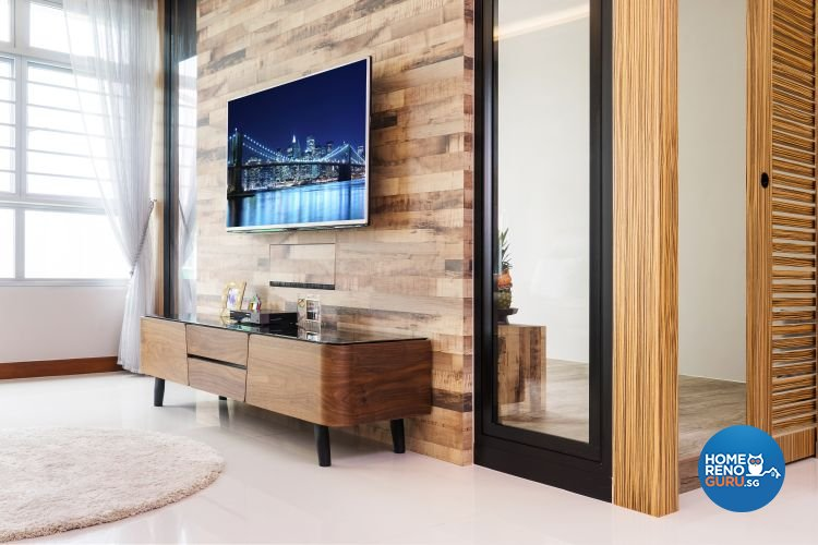 Renozone Interior Design House-HDB 5-Room package