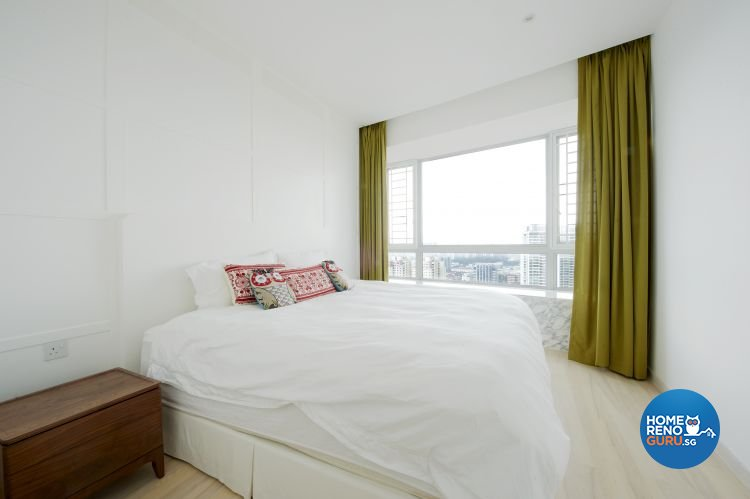 Contemporary, Scandinavian Design - Bedroom - Condominium - Design by Renozone Interior Design House