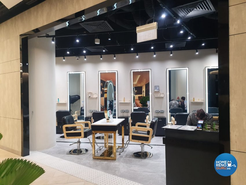 Industrial Design -  - Retail - Design by Renozone Interior Design House