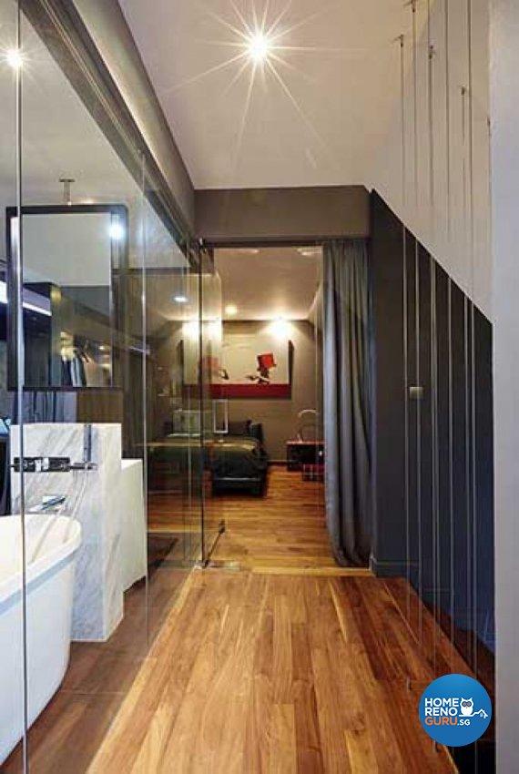 Contemporary, Modern Design - Bathroom - Condominium - Design by Renozone Interior Design House
