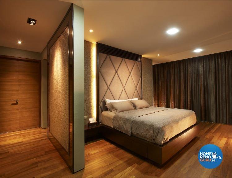 Contemporary, Modern Design - Bedroom - Landed House - Design by Renozone Interior Design House