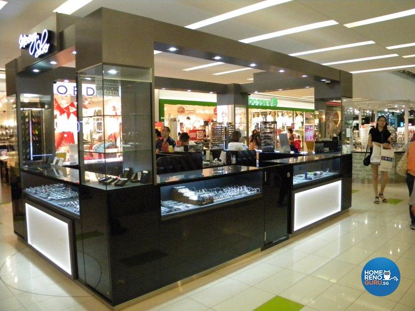 Classical Design - Commercial - Retail - Design by Renozone Interior Design House