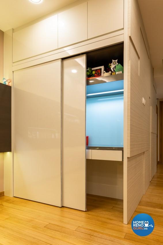 Modern Design - Bedroom - Condominium - Design by Renozone Interior Design House
