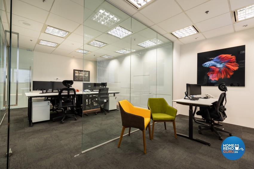 Modern Design - Commercial - Office - Design by Renozone Interior Design House