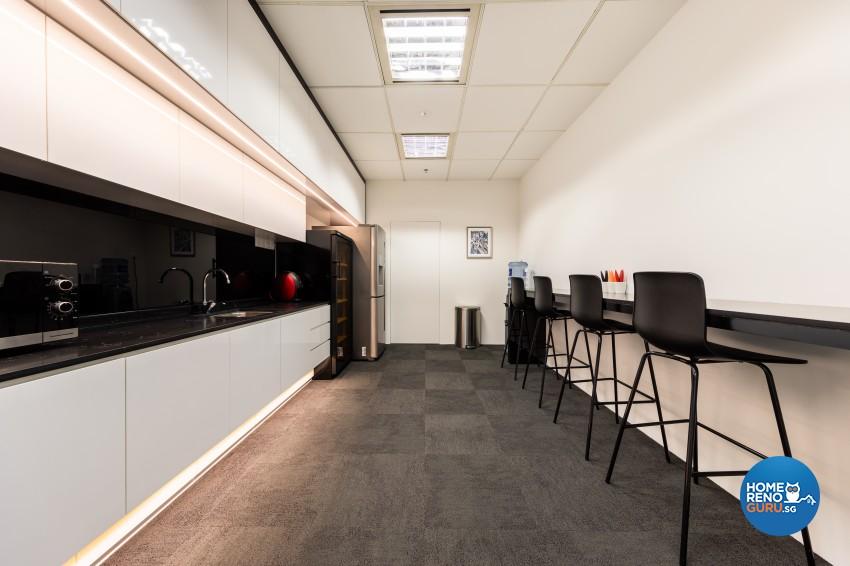Modern Design - Commercial - Office - Design by Renozone Interior Design House