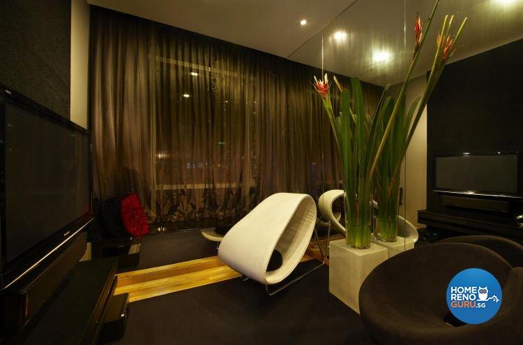 Classical, Contemporary, Modern Design - Living Room - Condominium - Design by Renozone Interior Design House