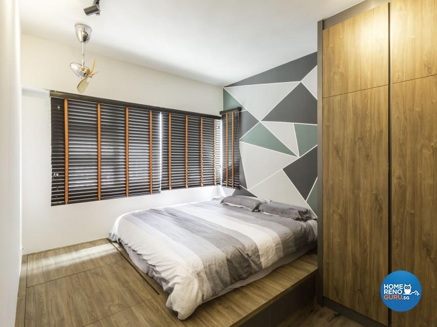 Rezt & Relax Interior-HDB 4-Room package