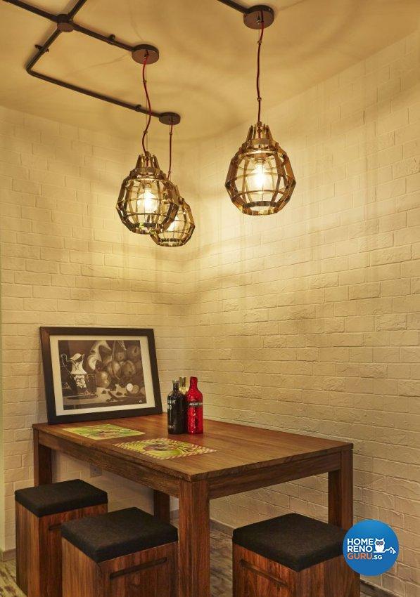 Contemporary, Modern Design - Dining Room - Condominium - Design by Rezt+Relax Interior Design