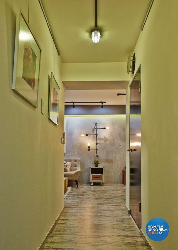 Contemporary, Modern Design - Living Room - Condominium - Design by Rezt+Relax Interior Design