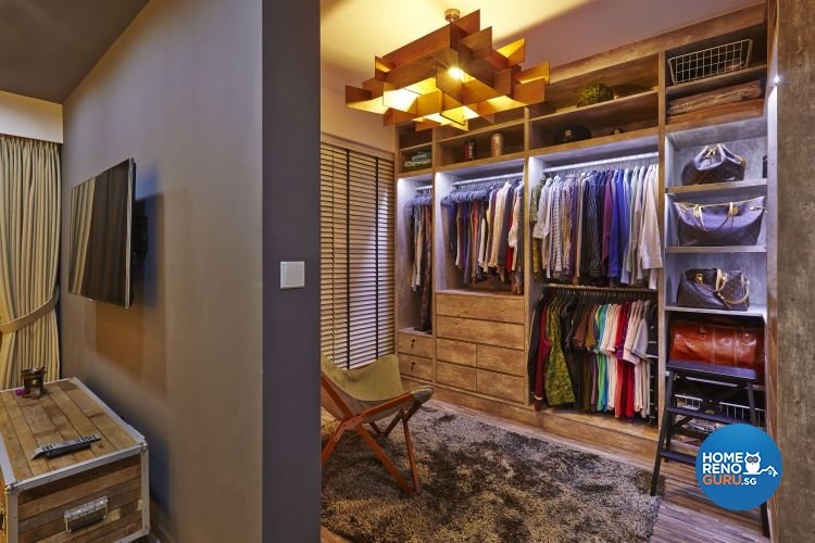 Contemporary, Modern Design - Bedroom - Condominium - Design by Rezt+Relax Interior Design