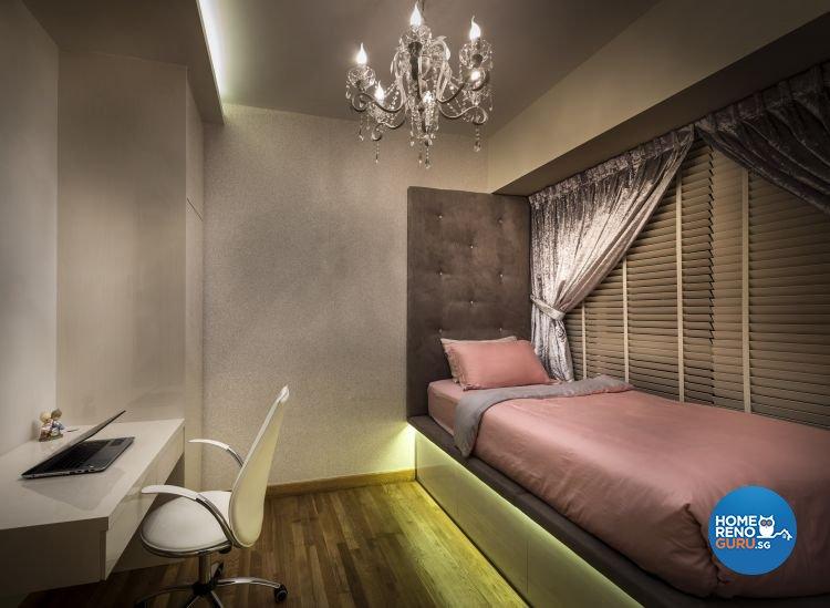 Classical, Contemporary Design - Bedroom - Condominium - Design by Rezt+Relax Interior Design