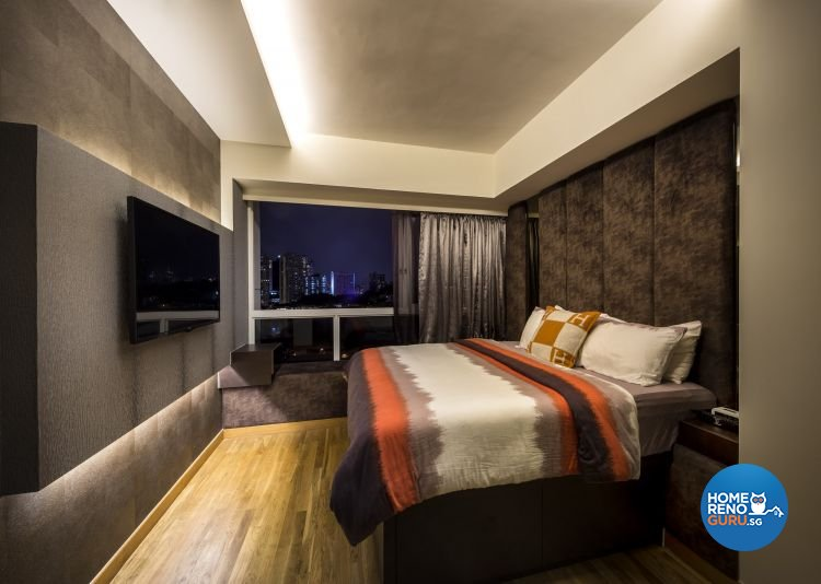 Classical, Contemporary Design - Bedroom - Condominium - Design by Rezt & Relax Interior
