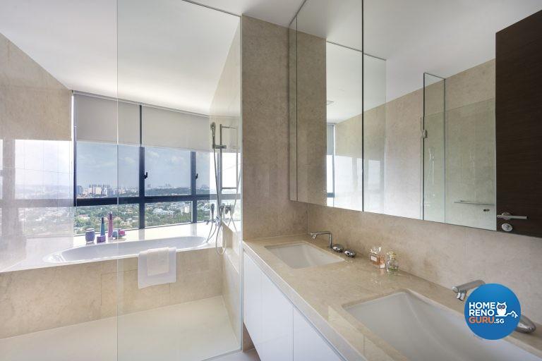 Modern Design - Bathroom - Condominium - Design by Rezt & Relax Interior