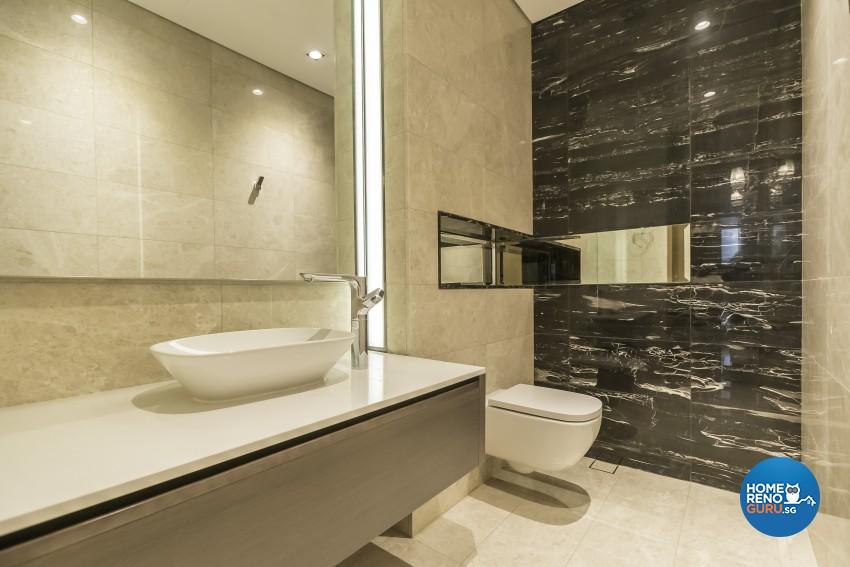 Classical Design - Bathroom - Condominium - Design by Rezt+Relax Interior Design