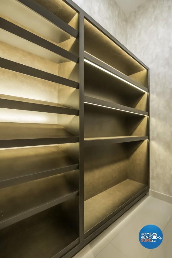 Classical Design - Living Room - Condominium - Design by Rezt+Relax Interior Design
