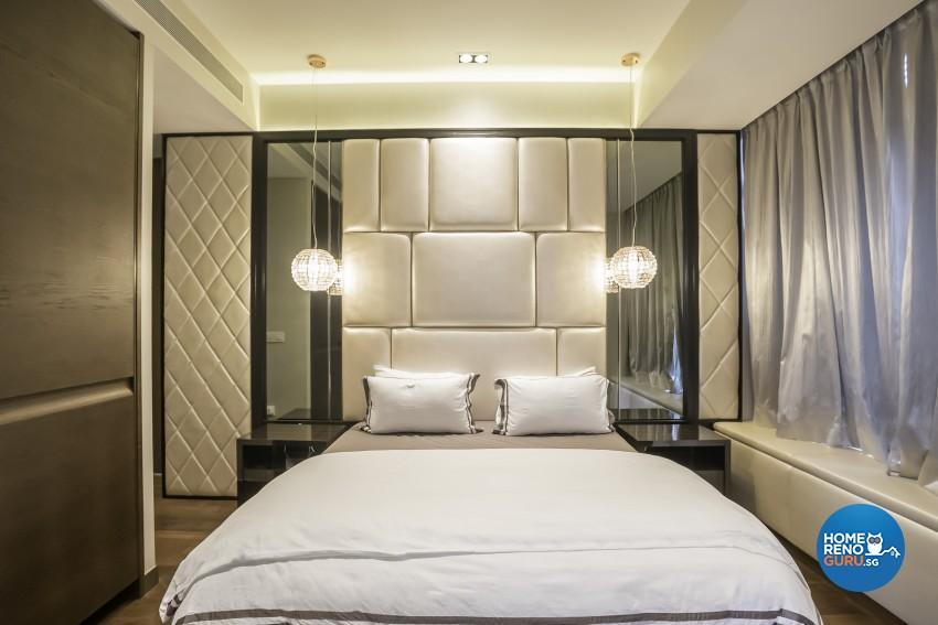 Classical Design - Bedroom - Condominium - Design by Rezt+Relax Interior Design