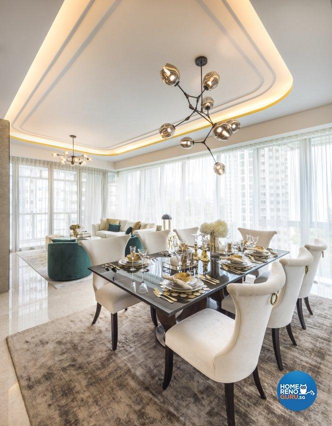 Modern, Others Design - Dining Room - Condominium - Design by Rezt+Relax Interior Design