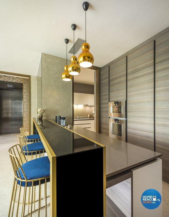 Modern, Others Design - Kitchen - Condominium - Design by Rezt+Relax Interior Design