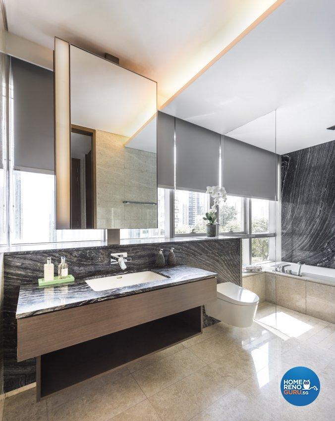 Modern, Others Design - Bathroom - Condominium - Design by Rezt+Relax Interior Design