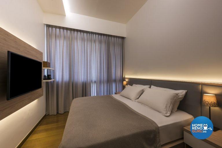 Scandinavian Design - Bedroom - Condominium - Design by Rezt & Relax Interior
