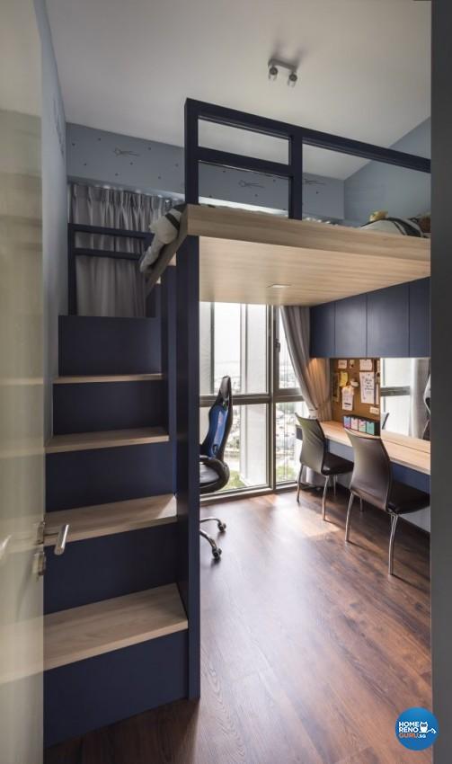 Modern, Victorian Design - Bedroom - Condominium - Design by Rezt & Relax Interior