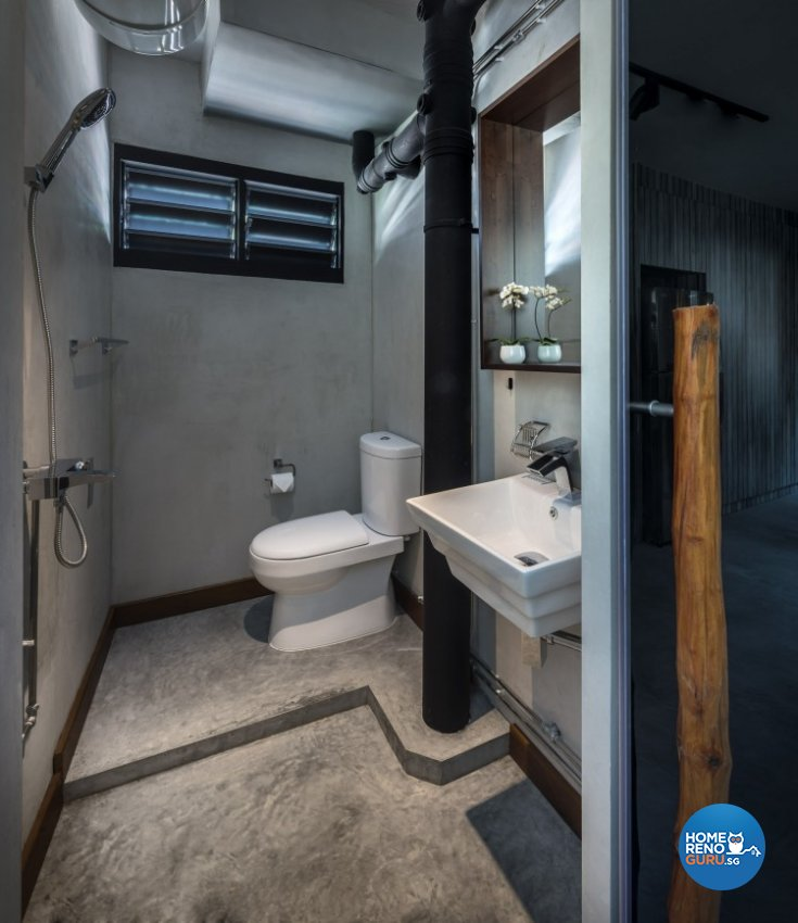Industrial Design - Bathroom - Others - Design by Rezt+Relax Interior Design